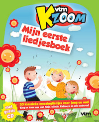 VTM Kzoom's liedjesboek - (ISBN 9789020925692)