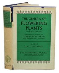 The Genera of Flowering Plants - John Hutchinson