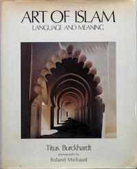 Art of Islam - Titus Burckhardt (ISBN 9780905035000)