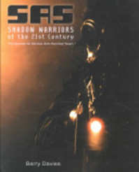 SAS Shadow Warriors of the 21st Century - Barry Davies (ISBN 9781930983151)