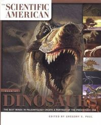 The Scientific American Book of Dinosaurs - Gregory Paul (ISBN 9780312310080)