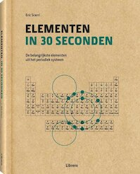 De elementen in 30 seconden - Eric Scerri (ISBN 9789089983862)