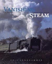 Vanishing steam - Eric Langhammer (ISBN 9780810934825)