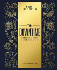 Downtime - Nadine Levy Redzepi (ISBN 9789045215679)