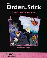 The Order of the Stick - Giant In The Playground (ISBN 9780976658061)