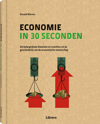 Economie in 30 seconden - Donald Marron (ISBN 9789089987020)
