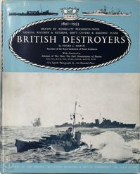 British Destroyers - Edgar J. March