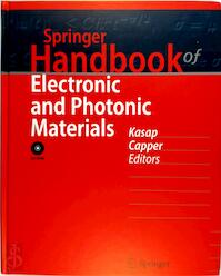 Springer Handbook of Electronic and Photonic Materials - Safa Kasap, Peter Capper (ISBN 9780387260594)