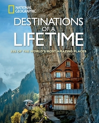 National geographic destinations of a lifetime (ISBN 9781426215643)