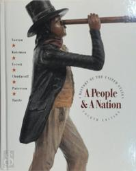 A People and a Nation: a history of the United States - Mary Beth Norton, David M. Katzman, Paul D. Escott, Howard P. Chudacoff, Thomas G. Paterson (ISBN 9780395634554)
