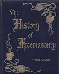 The History of Freemasonry - Albert Gallatin Mackey (ISBN 9780517149829)