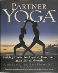 Partner Yoga - Cain Carroll, Lori Kimata (ISBN 9781579542719)