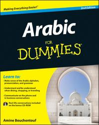 Arabic For Dummies - Amine Bouchentouf (ISBN 9781118455104)