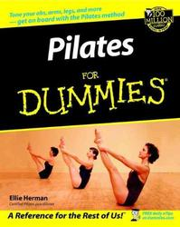 Pilates For Dummies - Ellie Herman (ISBN 9780764553974)