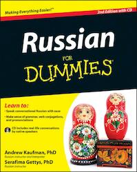 Russian For Dummies + CD - Andrew Kaufman (ISBN 9781118127698)