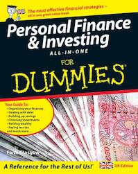 Personal Finance and Investing All-in-One For Dummies - Faith Glasgow (ISBN 9780470515105)