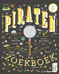 Groot Piraten Zoekboek - David Long (ISBN 9789492077851)