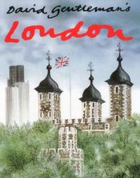 David Gentleman's London - David Gentleman (ISBN 0297785745)