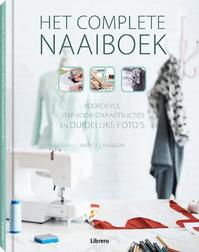 Het complete naaiboek - Nancy Langdon (ISBN 9789089989178)