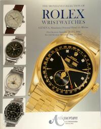 The mondani collection of ROLEX wristwatches