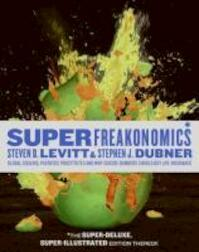 Superfreakonomics, Illustrated Edition - Steven D. Levitt (ISBN 9780061941221)