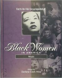 Facts on File Encyclopedia of Black Women in America Music - D.C. Hine (ISBN 9780816034314)