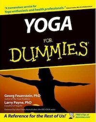 Yoga For Dummies - Georg Feuerstein, Larry Payne (ISBN 9780764551178)