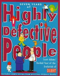 Seven Years of Highly Defective People - Scott Adams (ISBN 9780836236682)