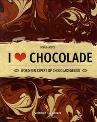 I love chocolade - Dom Ramsey (ISBN 9789048314430)