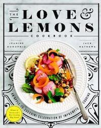 The Love & Lemons Cookbook - jeanine donofrio (ISBN 9781583335864)