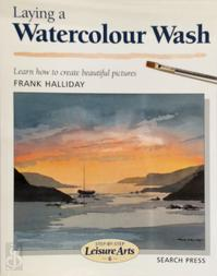 Laying a Watercolour Wash - Frank Halliday (ISBN 9780855329020)