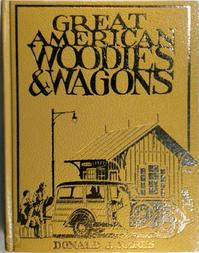 Great American Woodies and Wagons - Donald J. Narus (ISBN 9780912612133)