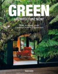 Green Architecture Now! - Philip Jodidio (ISBN 9783836543460)