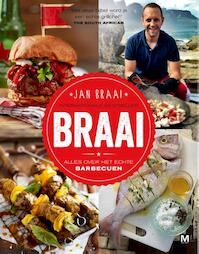 Braaimaster - Jan Braai (ISBN 9789460682988)