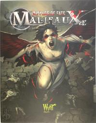 Malifaux 2E: Ripples of fate (ISBN 9780990589686)