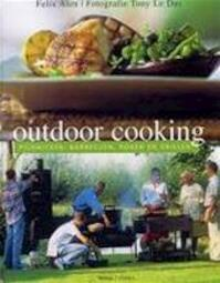 Outdoor cooking - Felix Alen, Marc Declercq (ISBN 9789020947205)