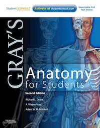 Gray's Anatomy for Students - Richard L. Drake, A. Wayne Vogl, Adam W. M. Mitchell (ISBN 9780443069529)