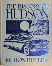 The History of Hudson - Don Butler (ISBN 9780912612195)