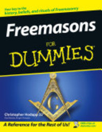 Freemasons For Dummies - Christopher Hodapp (ISBN 9780764597961)