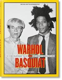 Warhol on Basquiat - Michael Dayton Hermann (Red) (ISBN 9783836525237)