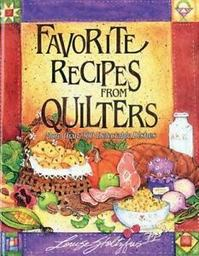 Favorite Recipes from Quilters (ISBN 9781561480715)