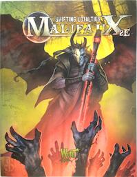 Malifaux 2E: Shifting loyalties (ISBN 9780990589648)