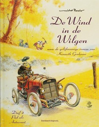 De Wind in de Wilgen / 2 Pad als Autocraat - M. Plessix, K. Grahame (ISBN 9789002216459)
