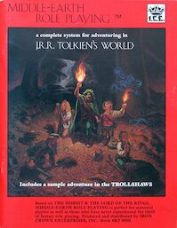 Middle-Earth Role Playing [TM] a complete system for adventuring in J.R.R. Tolkien's world (ISBN 0915795183)