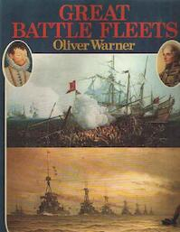 Great battle fleets - Oliver Warner (ISBN 9780600339137)