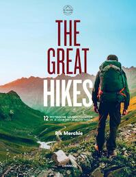 The Great Hikes - Rik Merchie (ISBN 9789401451789)