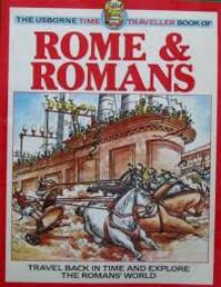The time traveller book of Rome and Romans - Heather Amery, Patricia Vanags (ISBN 9780860200703)