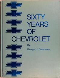 Sixty Years of Chevrolet - George H. Dammann (ISBN 9780912612034)