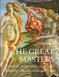 The great masters - Giorgio Vasari (ISBN 9780861361069)