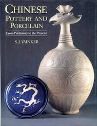 Chinese pottery and porcelain - S. J. Vainker, British Museum. Trustees (ISBN 9780714114484)